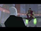Новые приключения человека паука(грандиозный человек паук) 1 сезон серия 7 Соучастники и враги